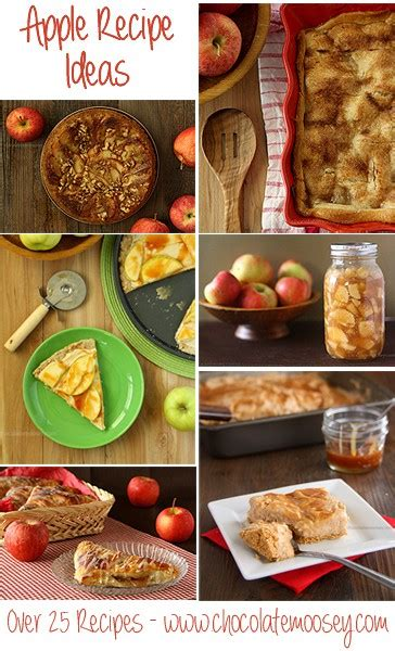 Oscars Menu Recap Recipes Galore by Delmont Apple Festival And Apple Recipes