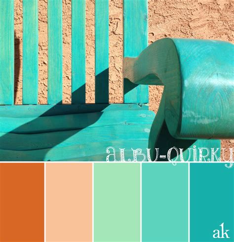 new mexico colors a new mexico inspired color palette orange teal