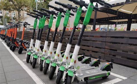 ibbden  scooter kiralama sistemlerine duezenleme