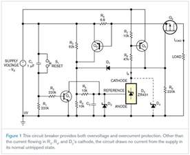 does an over voltage over current and reverse polarity