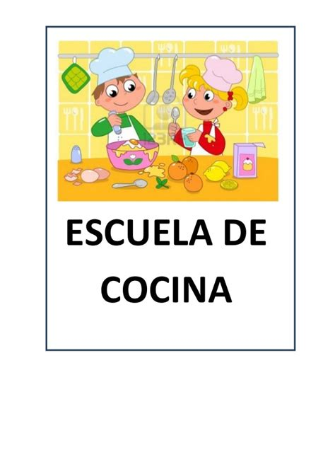 proyecto quot escuela de cocina quot fichas y otros recursos infantil high scope