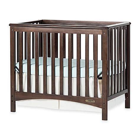 Child Craft Mini Crib Child Craft 2 In 1 Convertible Mini Crib In Slate Bed Bath Beyond