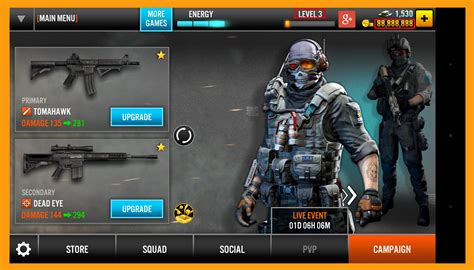 flc commando apk frontline commando 2 modded v2 0 0 rahil flc2 unlimited glu coins obb data apk