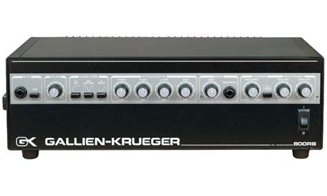 audio format gk gallien krueger 800rb image 682235 audiofanzine