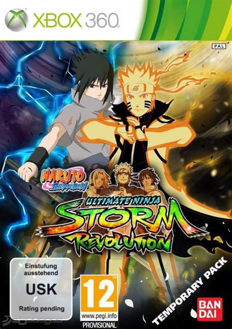 imagenes raras naruto storm 3 naruto shippuden ultimate ninja storm revolution para xbox