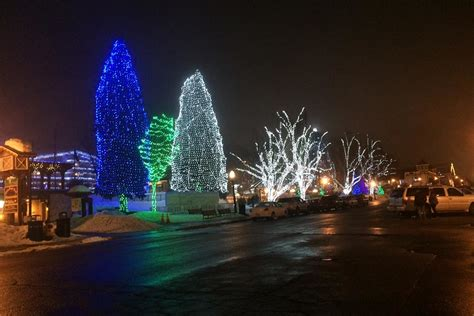 5 Reasons You Must Experience The Leavenworth Christmas Leavenworth Lights