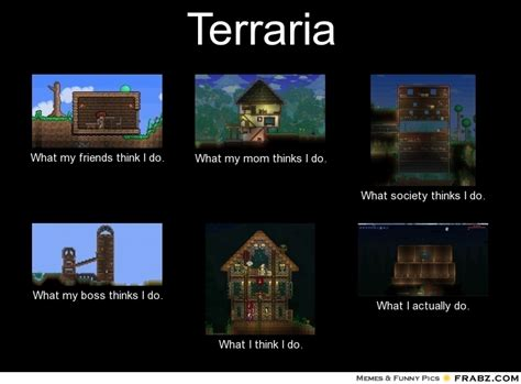 Terraria Memes - image gallery terraria memes