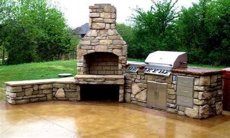 outdoor kitchen with fireplace image gallery outdoor kitchens and fireplaces