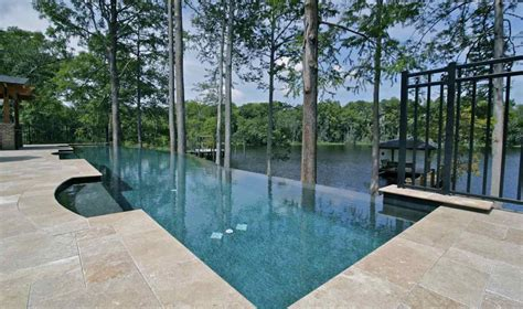 House Plans With Indoor Swimming Pool by Infinity Pools Jacksonville Vanishing Edge Pools By