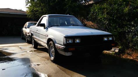subaru brat for sale craigslist 1986 subaru brat 4 speed manual for sale in montebello