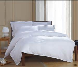 genuine textile bedding sets cotton plain white cotton