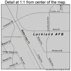lackland afb map 4840036