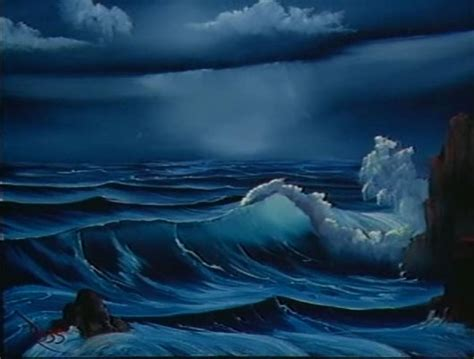 bob ross painting waves blueoceansunset 1 jpg 529 215 401 2015