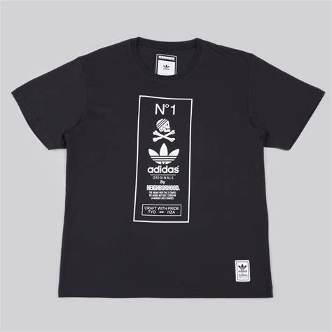 Tshirt Adidas Neighborhood adidas x neighborhood soldes adidas x neighborhood