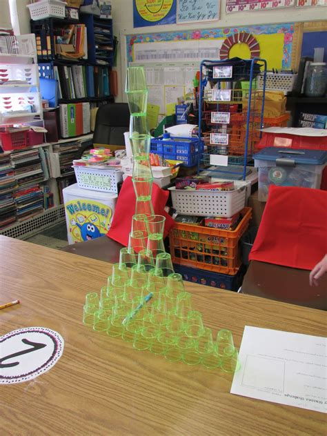 Stem Classroom Projects | growing a stem classroom our first stem challenge tiny