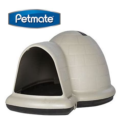 petmate indigo dog house dogloo door get quotations 183 petmate indigo dog house