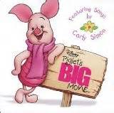 comforting to know carly simon with a few good friends from piglet s big movie sheet