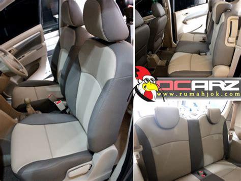 Tempat Sah Bahan Kulit Sintetic Mobil Suzuki Ertiga jok mobil kulit sarung harga murah gambar modifikasi