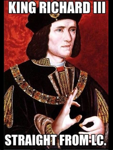 Richard Memes - king richard iii discovery unearths trove of medieval