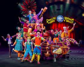 Ringling Brothers Ringling Brothers Circus Closing After 2017 Fairfax