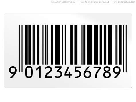 barcode font amp graphics psdgraphics