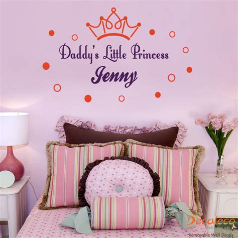 Princess Nursery Decor S Princess With Custom Name