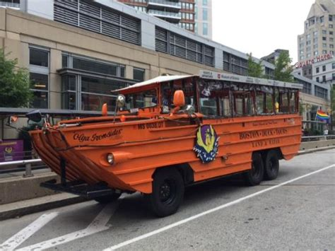 duck boat tours boston prudential center duck boat picture of boston duck tours boston tripadvisor