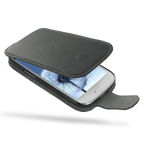 Flip Cover Samsung Galaxy S Iii S3 Gt I9300 Hitam samsung galaxy s3 flip cover pdair flip wallet sleeve pouch