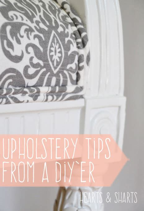 Hearts And Sharts by Upholstery Tips From A Diy Er Hearts Amp Sharts