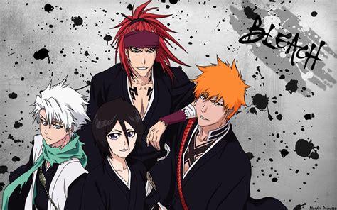 anime bleach bleach characters bleach anime wallpaper 36548025 fanpop