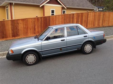 91 Nissan Sentra by 91 Nissan Sentra Classic Nanaimo Parksville