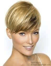 hair styles cut around the ears short hairstyle with the hair cut around the ears and a