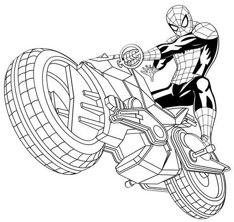 dibujos para colorear de spider man gratis 167 dibujos de spiderman para colorear oh kids page 14