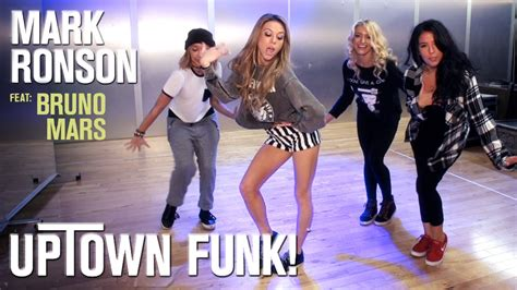 tutorial dance mandy jiroux mark ronson uptown funk ft bruno mars dance tutorial