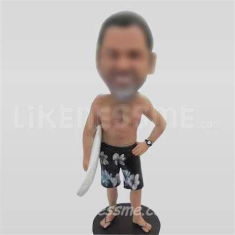 bobblehead your likeness surfing bobble doll buy surfing bobble doll
