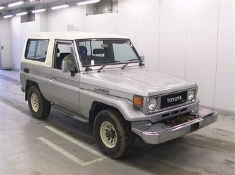 Toyota 1987 For Sale Toyota Land Cruiser 1987 Used For Sale
