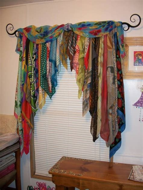 Bohemian Window Curtains 17 Best Images About Bohemian Window Treatments On Window Treatments Vintage Scarf
