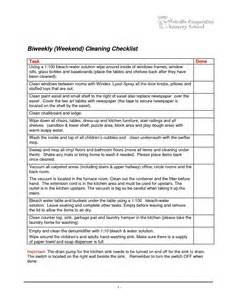 commercial cleaning checklist templates free church cleaning checklist template besttemplates123