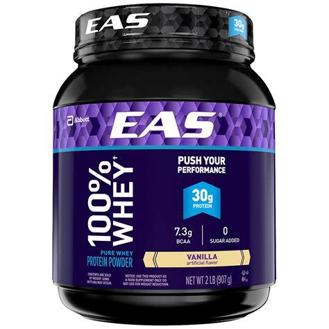 n protein powder eas 100 whey protei2lb n vanilla 2lb po