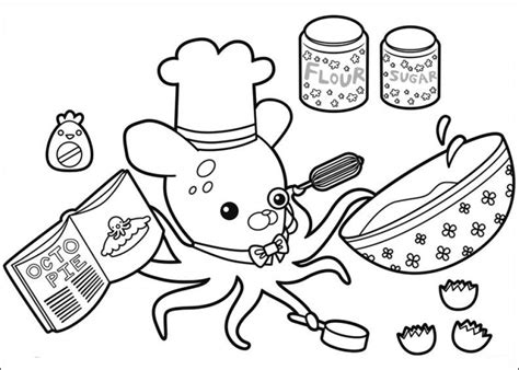 octonauts coloring pages online get this octonauts coloring pages online 16305