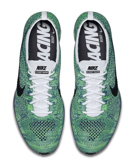 Sepatu Sneakers Nike Flyknit Racer Premium For 1 nike flyknit racer green strike royal sneaker bar detroit