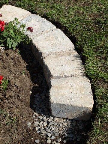 edging a flower bed edging a flower bed flower bed edging by carolyn