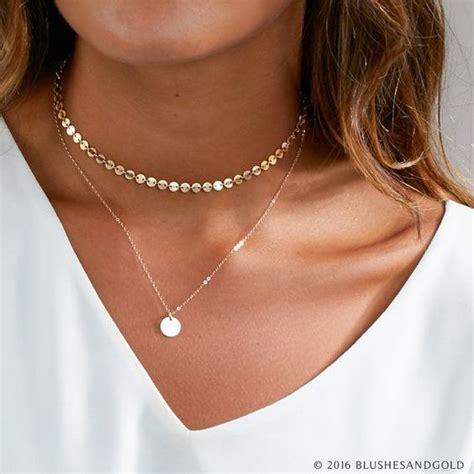 Choker In The Choker dainty choker necklace gold choker choker necklace in