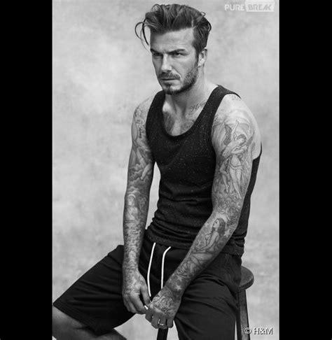 Beckham Series 99025 1 david beckham sa fille lui a choisi un tatouage bien particulier