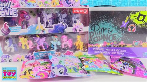 Mlp Blind Bag Ponies My Little Pony Movie Amp Lps Purr Amp Pounce Blind Bag Toy