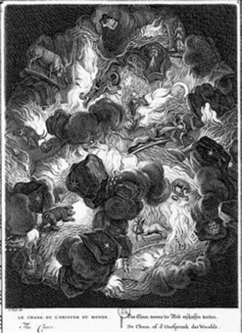 Cosmogenesis (2) : Chaos and Metamorphosis, by Jean-Pierre