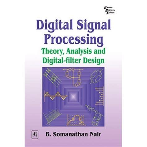 digital signal processing theory analysis and digital