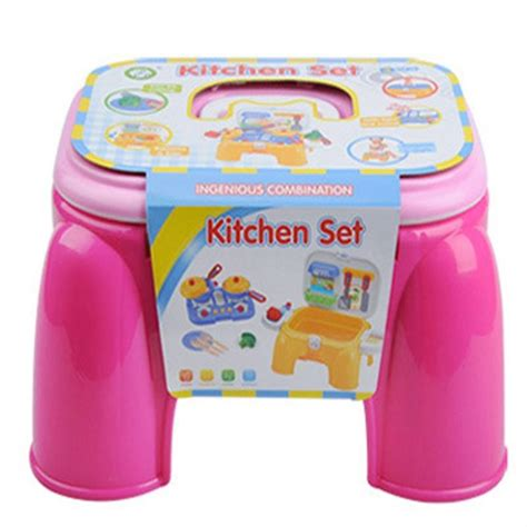 Cook Happy Kitchen Playset 889 39 happy cherry multifunctional sound and light children play kitchen toys set pretend