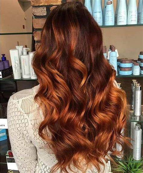 The 25 Best Copper Balayage Ideas On Copper Balayage Ombre Hair Copper Best 25 Copper Balayage Ideas On Copper Balayage Hair Color Copper Brown