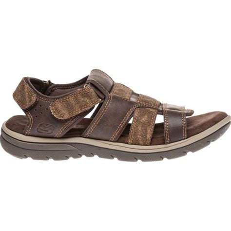 skechers fisherman sandals skechers s supreme equipt open toe fisherman sandals